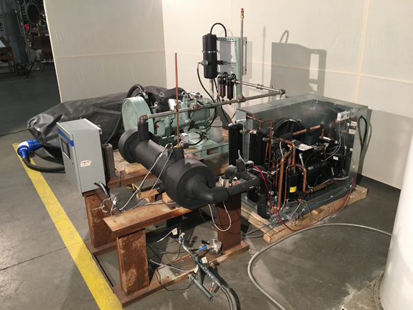 Liquefaction Demo System